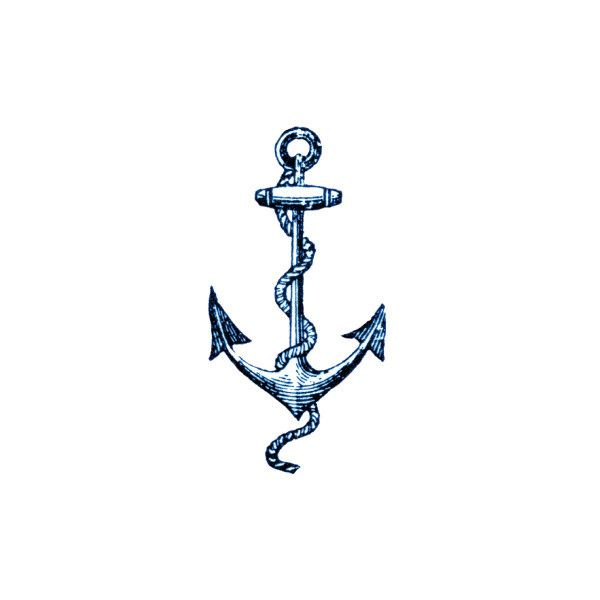 i like the anchor-  nautical is more on the trend side- seeing a lot lately; it is also a classic style that is making a come back so to speak.