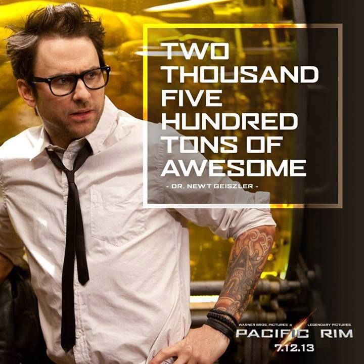 Charlie Day Pacific Rim Tattoos | www.imgkid.com - The ...