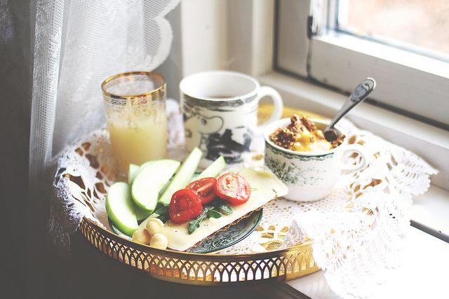 breakfast// Hannah Ingelsten//