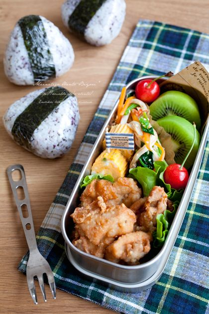 Bento: Japanese lunch box