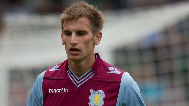 Marc Albrighton at Aston Villa
