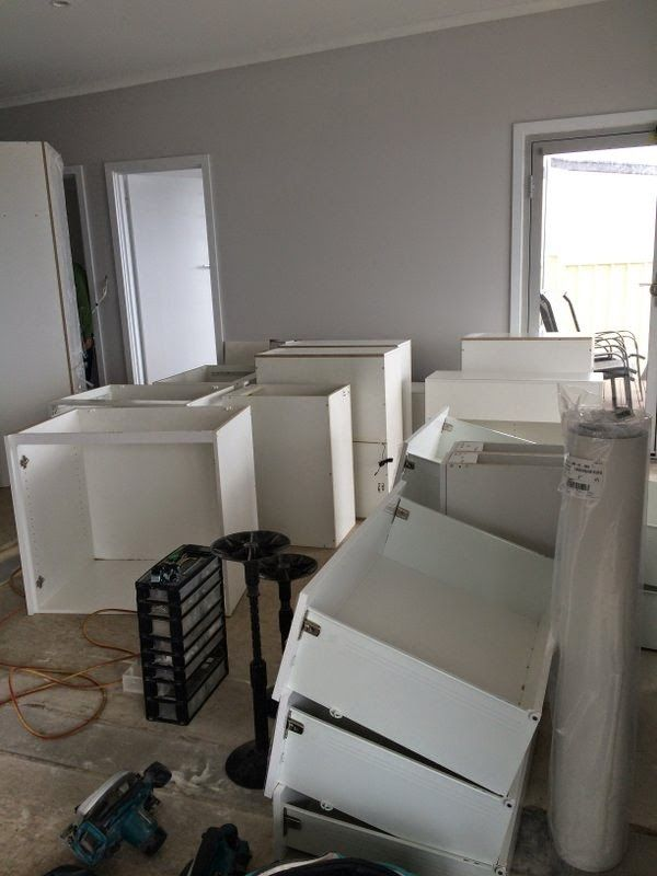 The Living Well in Retirement Challenge: Retirement Lifestyle ... this week. Week 6 of the Beach House renovation - click through to see where it's all up to!