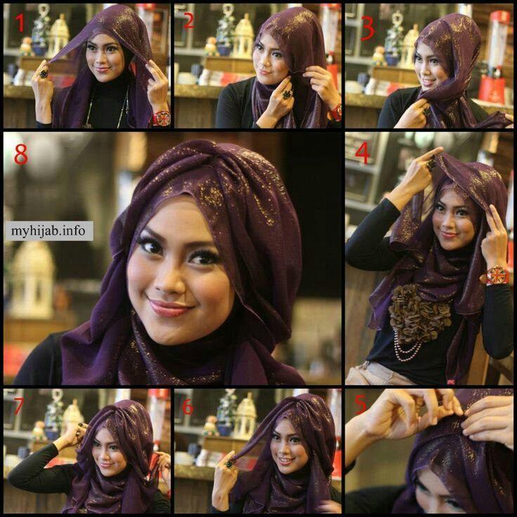 Hijab turorial