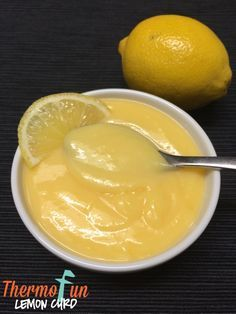 Share42400218000 This makes the most beautiful thick and tangy curd. I just love the richness of the colour too. Perfect in pastry cases or even just by the spoonful! I tweaked this recipe to be made in the Thermomix using my Passionfruit Curd recipe. Try it on waffles too next time you have them. …