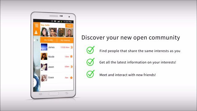 Google Playstore: http://ow.ly/HNBYC2  A short video Introduction of Tokata! A quick walkthrough through the several functions it has to offer! Our new app where you can meet and interact with those that share the same interest.  * Find people that share the same interests as you. Don't you want know who shares the same interests as you? With Tokata you can!  * Information at your fingertips. All the various information on your interests gathered in one app.  * Meet and interact with new ...
