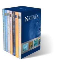 Chronicles of Narnia, de luxe set..;