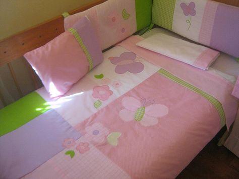 17 mejores ideas sobre ropa de cama para cuna de beb en - Medidas cama nino ...
