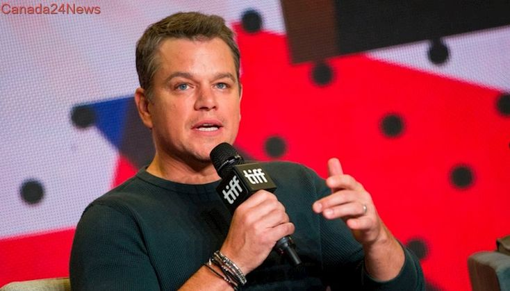Actresses call out Matt Damon for sexual harassment comments