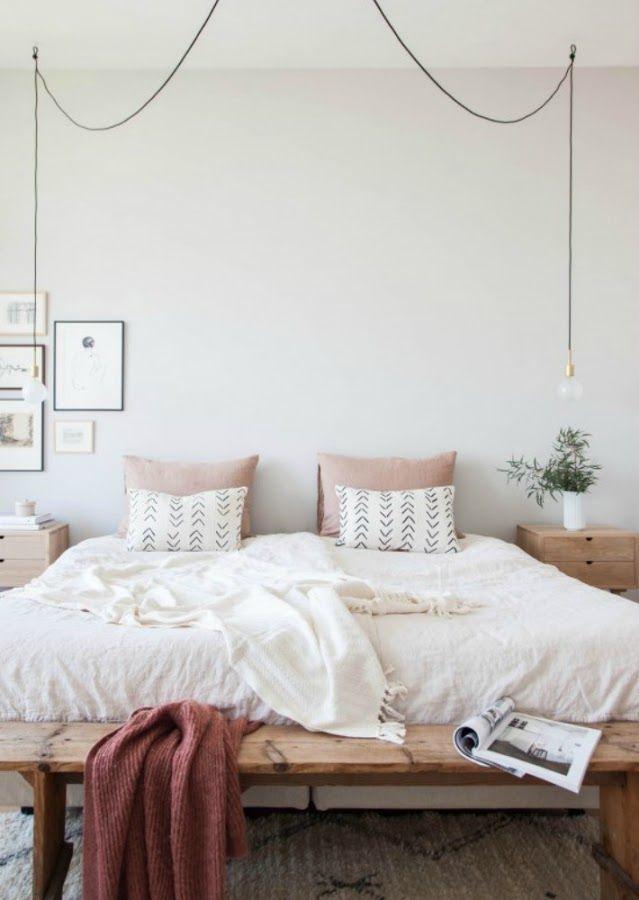 Antes y después de un dormitorio minimalista   Decoración