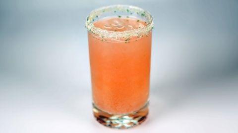 Strawberry Basil Soda   Cocktails   Pinterest   Basil Soda, Carla Hall ...