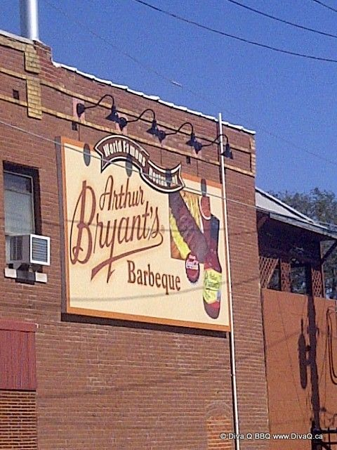 Arthur Bryant's BBQ Kansas City Missouri