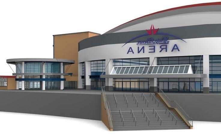 arena station oberhausen architecture