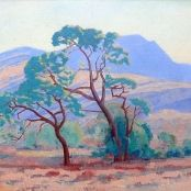 Sold | Pierneef, JH | Bushveld landscape