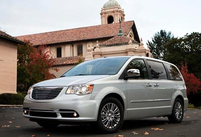 What's essential to you in a minivan?The Chrysler Town and Country has it all - space, practicality, capability, efficiency, and elegance.