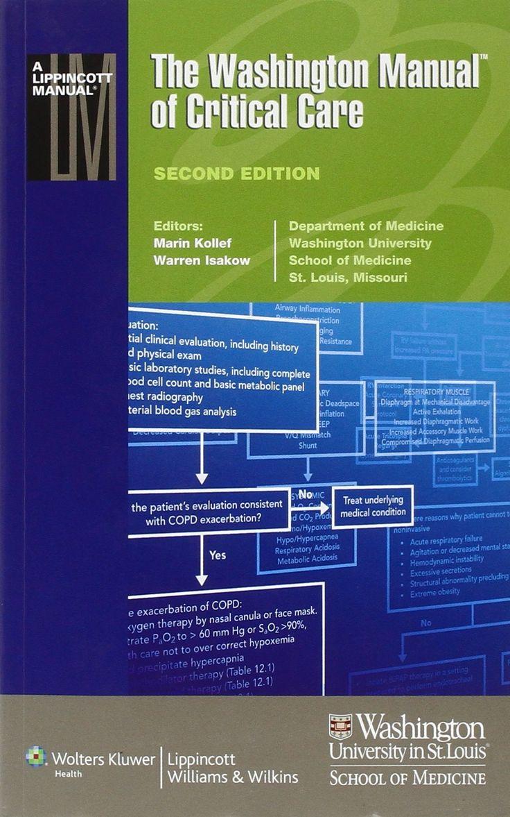 The Washington manual of critical care / [editors] Marin H