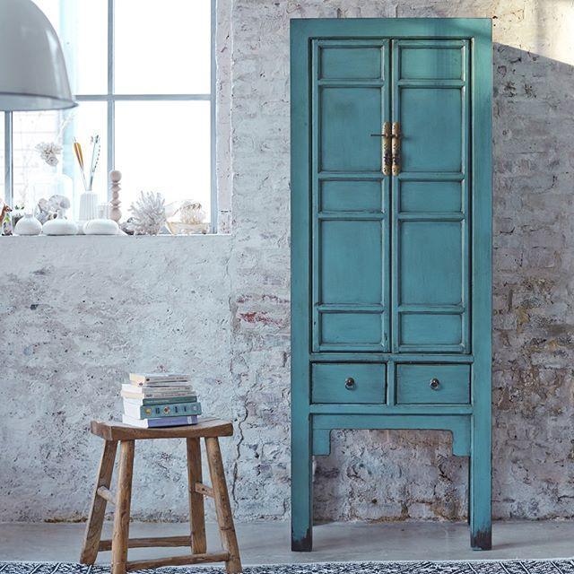 Ob fürs Schlafzimmer Wohnzimmer oder im Flur Dieser rustikale - Schrank Für Wohnzimmer