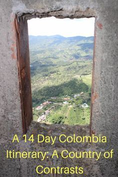 A 14 day Colombia Itinerary that took us to both the Caribbean Sea and the Pacific Ocean.  We walked on untouched beaches and watched humpback whales play in the water.  We tried delicious street food and ate at exceptional restaurants. Our tours of Medel