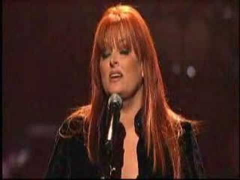 I Can Only Imagine - Wynonna Judd's heartfelt rendition - beautiful - from Her Story: Scenes from a Lifetime album