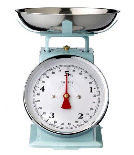 Kitchen Scales Aqua 5kg    http://www.hamptonsstyle.com.au/store/#!/~/product/category=2755739=16871245