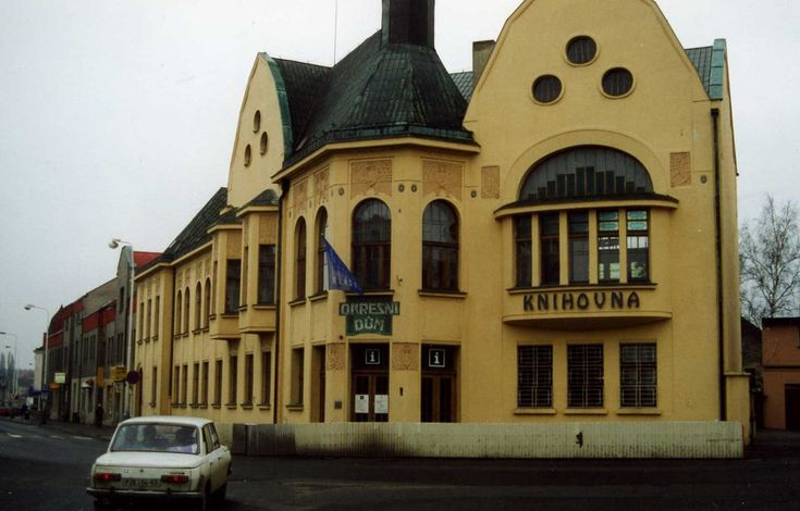 Kladno, CZ: Birthplace of Terezie Chochola, 27 August 1878.