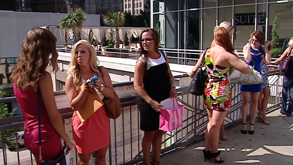 Future celebs at 'The Bachelor' casting call?