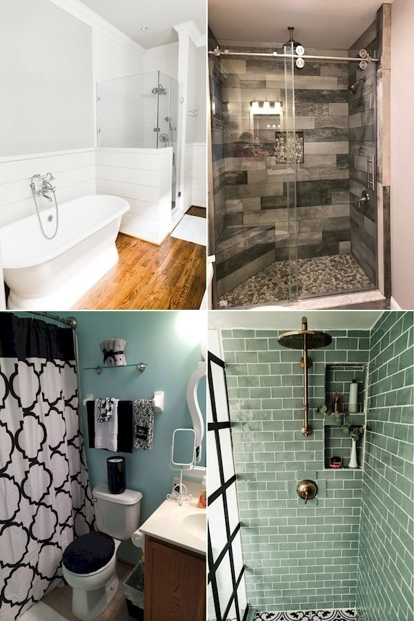His And Hers Bathroom Decor Shower Bath Set Blue Bathroom Decorating Ideas Bathroom Decor Bathroom Decor Luxury Bathroom
