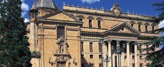 Palacio de Anaya. Salamanca