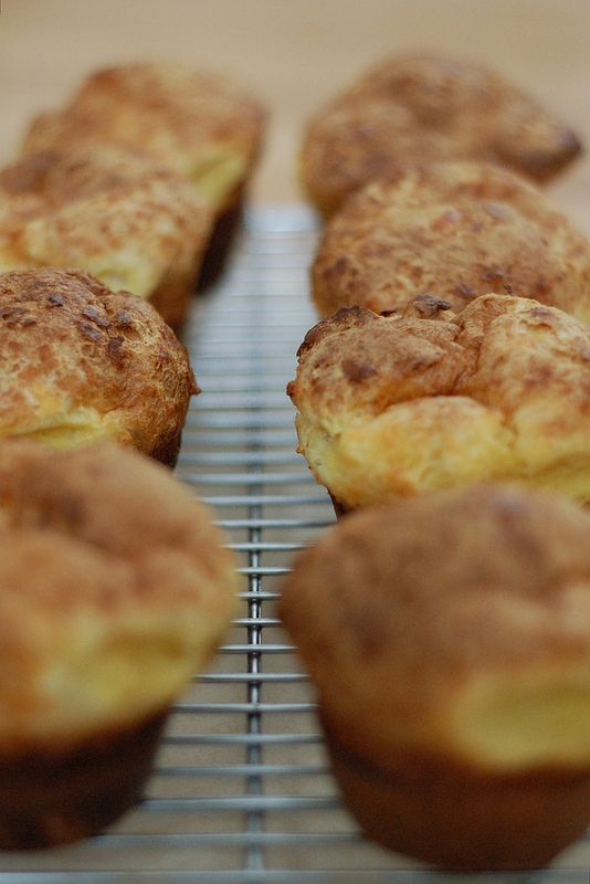 Just 5 ingredients and 3 simple rules to make perfect popovers - a treat that is equal parts airy and eggy and wholly delicious. By Eve Fox, the Garden of Eating, copyright 2015