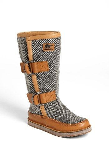 SOREL 'Chipahko™' Wool Blend Boot | Nordstrom- I need these for Christmas :)