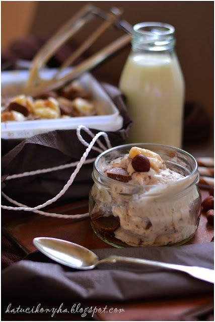 Katucikonyha: Nutellás banánfagyi - gép nélkül