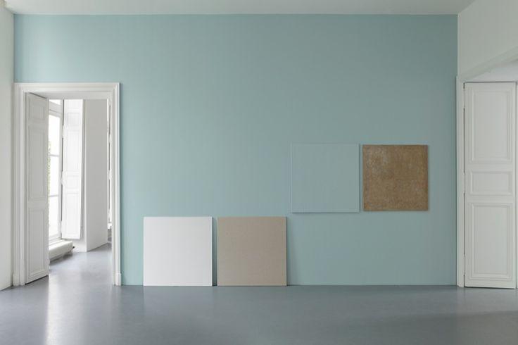 Claude Rutault, 1973/1977/1995/2010 Courtesy Galerie Perrotin