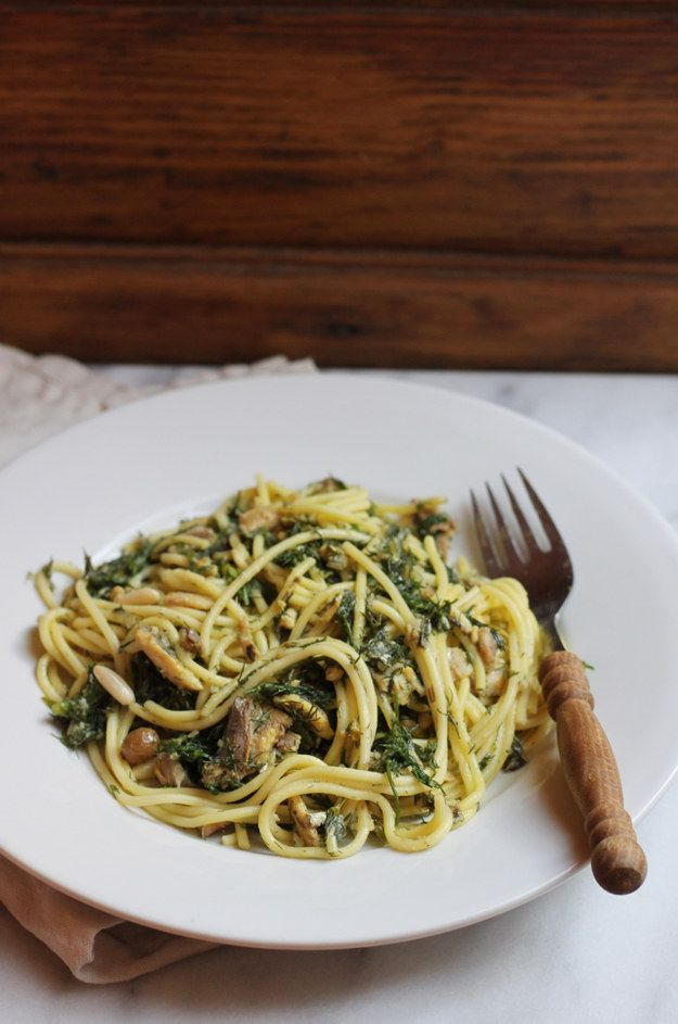 5. Pasta with Sardines | Community Post: 23 Sicilian Dishes To Die For