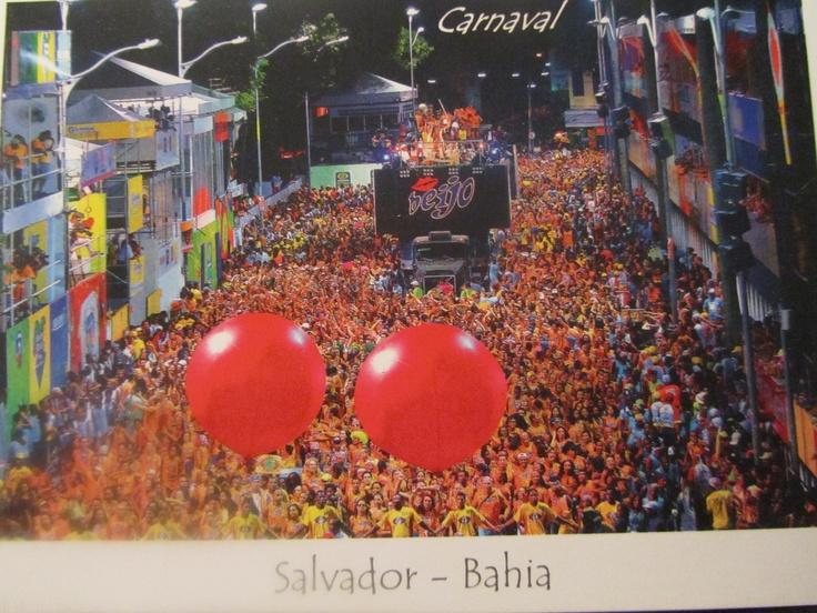 Carnaval      Salvador de Bahia