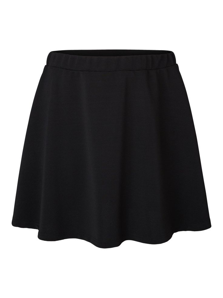 The skater skirt is still here! Invest in this go-to piece now and save your spring wardrobe. Plus size skater skirt from JUNAROSE