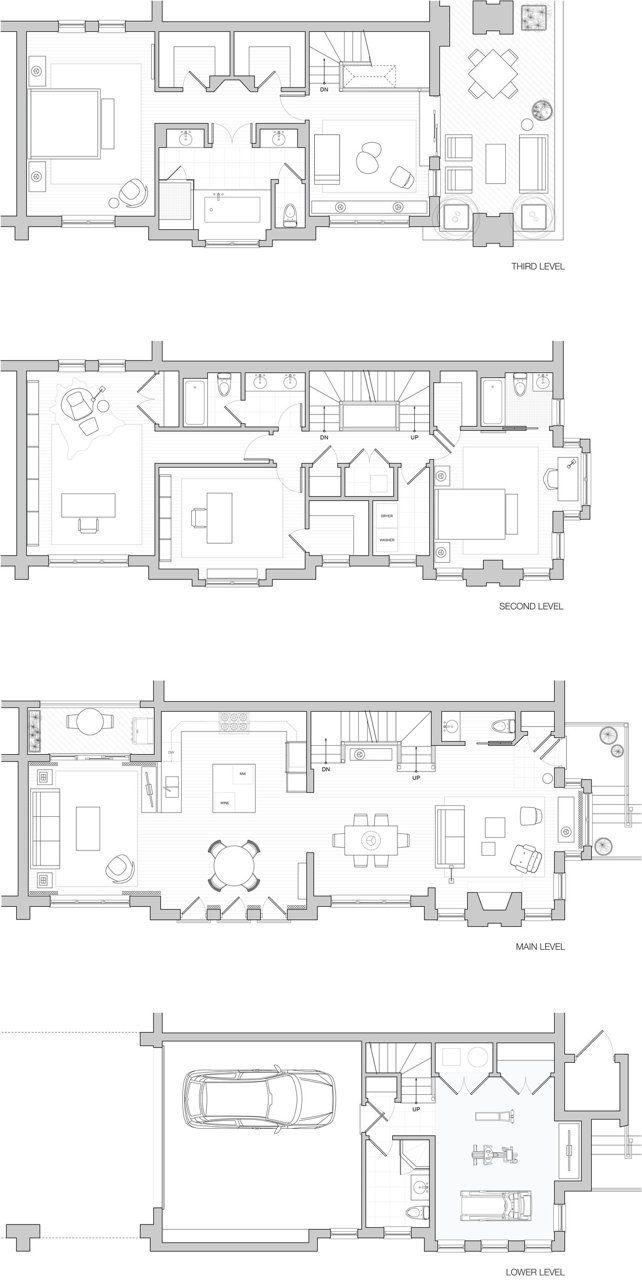 31 best furniture plans images on pinterest furniture plans gabriel grant s warm minimalism in chicago house tour