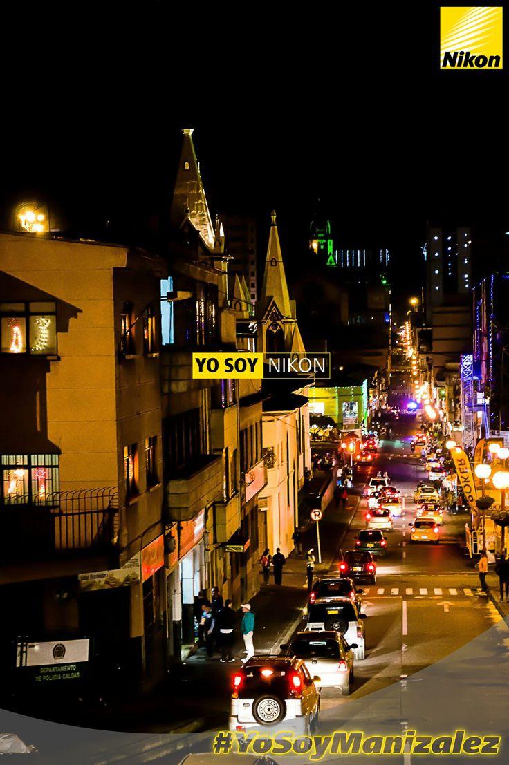 Juan Francisco Marulanda Alvarez #YoSoyManizales  Nikon D3200