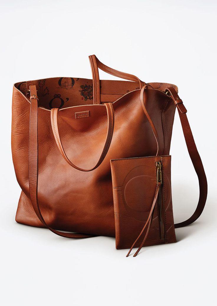 MARC O'POLO, Damen, Schuhe & Accessoires, Taschen, The 5O' Bag, Limited Edition zum Jubiläum 299€