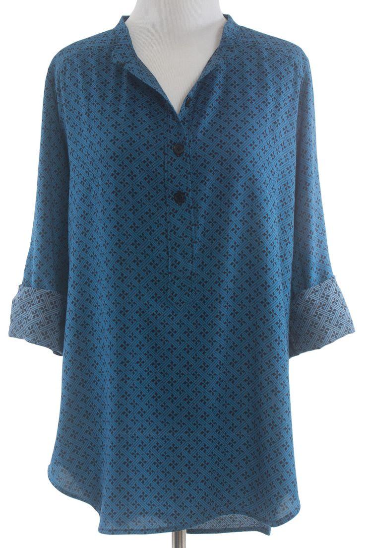 Mila Shirt by Itch to Stitch | Indiesew.com