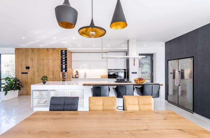 Kuchyně / Kitchen / Livorno White Gloss / VITRÍNA VAŠEHO ŽIVOTA