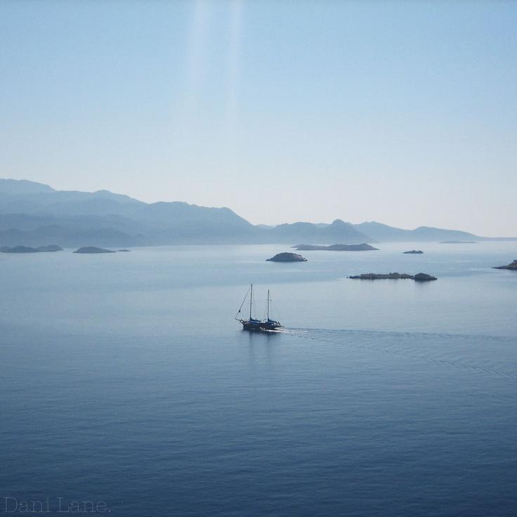 Turkish Coast.