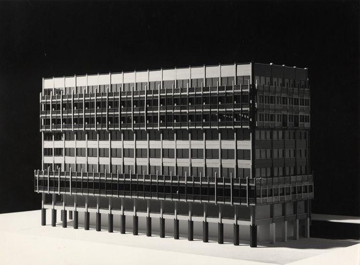 Gebäude Hotel and Residences - Figini und Pollini - routen - die Order of Architects, PPC von der Provinz Mailand