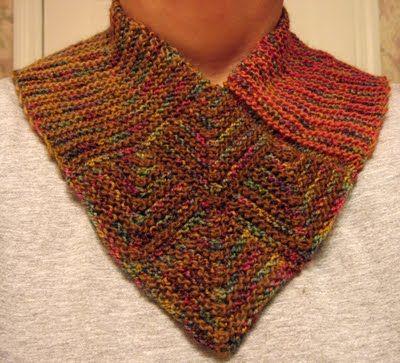 Fibermania: free knitting patterns Domino knitting Pinterest Knitting p...