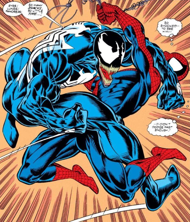 Free Comic Book Day Amazing Spider Man: Spider-Man Vs. Venom In Amazing Spider-Man #374