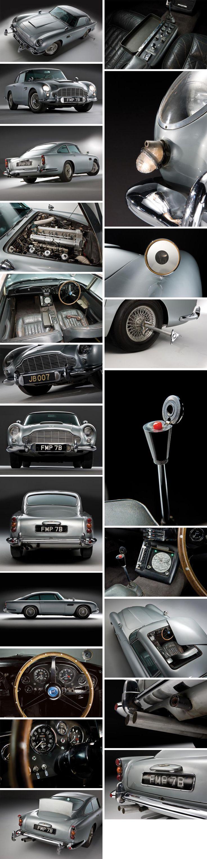 DB5 (James Bond) - Aston Martin 1964 ✏✏✏✏✏✏✏✏✏✏✏✏✏✏✏✏ AUTRES VEHICULES - OTHER VEHICLES   ☞ https://fr.pinterest.com/barbierjeanf/pin-index-voitures-v%C3%A9hicules/ ══════════════════════  BIJOUX  ☞ https://www.facebook.com/media/set/?set=a.1351591571533839&type=1&l=bb0129771f ✏✏✏✏✏✏✏✏✏✏✏✏✏✏✏✏