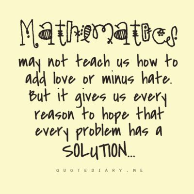 100 Best Images About Math Quotes And Posters On Pinterest