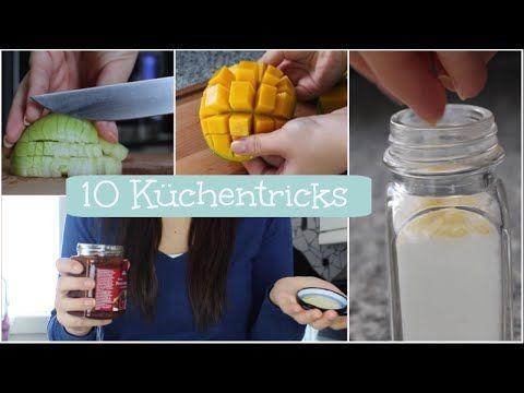 10 Tipps und Tricks für die Küche / Kitchen Hacks
