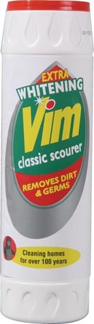Vim scouring powder