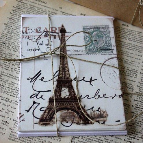 nuestras cartas parisinas
