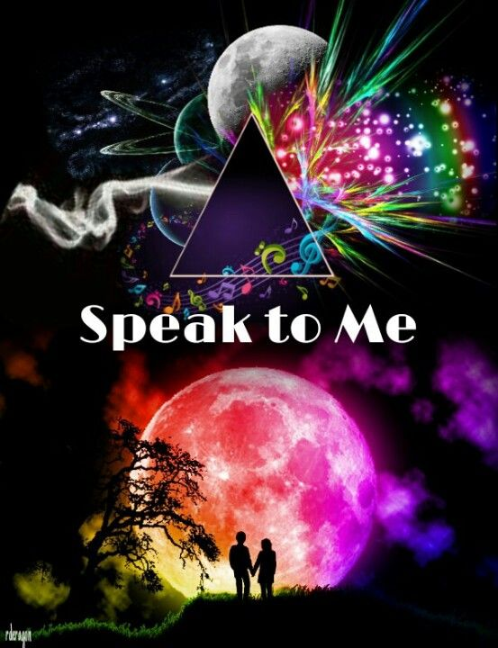 ☮ American Hippie Classic Rock Music ~ Pink Floyd . . . Psychedelic Art Quote