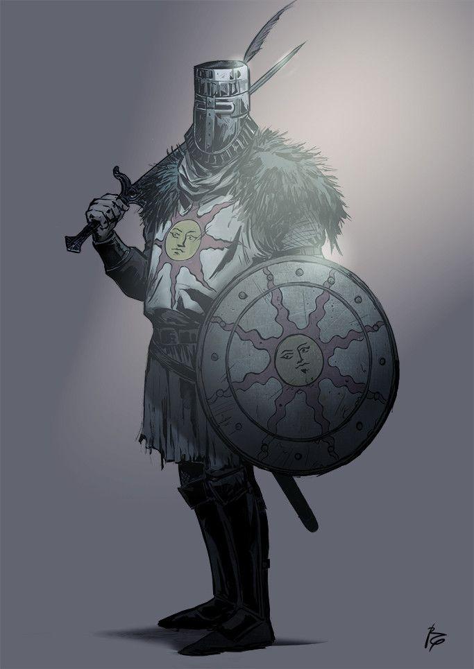 Solaire Of Astora Dark Souls Raquel Cornejo Dark Souls Dark Souls Armor Dark Souls Artwork